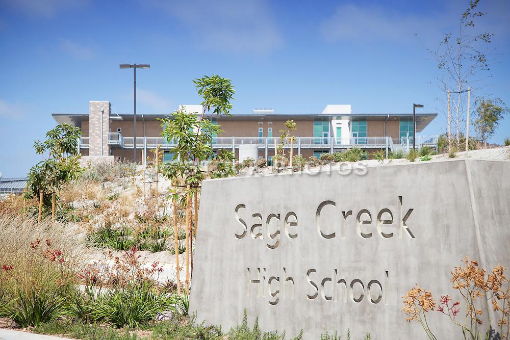 Sage Creek High School Carlsbad California