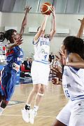 DESCRIZIONE : Valmiera Latvia Lettonia Eurobasket Women 2009 Francia Italia France Italy<br /> GIOCATORE : Francesca Modica<br /> SQUADRA : Italia Italy<br /> EVENTO : Eurobasket Women 2009 Campionati Europei Donne 2009 <br /> GARA : Francia Italia France Italy<br /> DATA : 07/06/2009 <br /> CATEGORIA : tiro<br /> SPORT : Pallacanestro <br /> AUTORE : Agenzia Ciamillo-Castoria/E.Castoria<br /> Galleria : Eurobasket Women 2009 <br /> Fotonotizia : Valmiera Latvia Lettonia Eurobasket Women 2009 Francia Italia France Italy<br /> Predefinita :