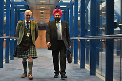 October 3, 2018 - Birmingham, Midlands, United Kingdom - Conservative Party Conference - Day Four. ICC Birmingham. (Credit Image: © Pete Maclaine/i-Images via ZUMA Press)