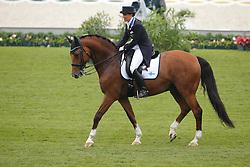 Porthan-Broddell Eevamaria, (FIN), Solos Lacan<br /> European Championship Aachen 2015 - Dressage<br /> © Hippo Foto - Stefan Lafrentz
