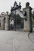 The Gate at the Breakers, Newport, Rhode Island, USA