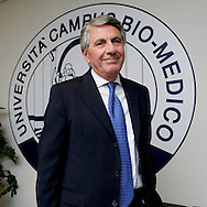 2013/06/24 Roma, ella foto Felice Barela, presidente del Policlinico Universitario Campus Bio-Medico.<br /> Rome, in the picture Felice Barela, chairman of Campus Bio-Medico Hospital - &copy; PIERPAOLO SCAVUZZO