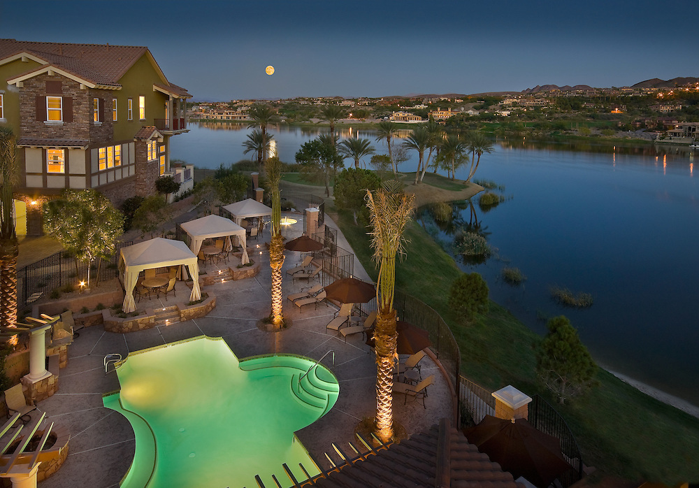 Lake Las Vegas Development.Toll Brothers