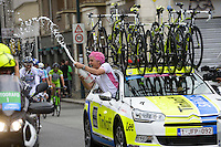 Oleg Tinkoff - Tinkoff Saxo - 31.05.2015 - Tour d'Italie - Etape 21 : Turin / Milan <br />Photo : Sirotti / Icon Sport