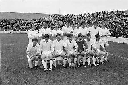 08.08.1971 ?.Railway Cup.Connacht Team.Senior Team?.