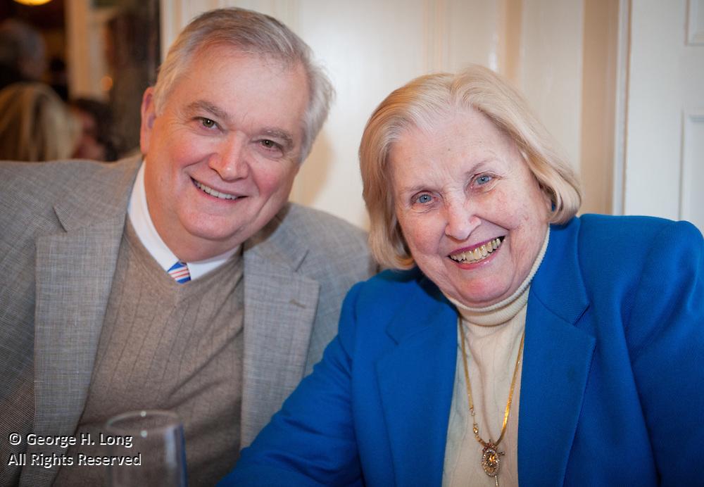 birthday brunch for Hilda Blitch at Galatoire's restaurant
