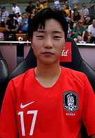 International Women's Friendly Matchs 2019 / <br /> Cup of Nations Tournament 2019 - <br /> Argentina vs South Korea 0-5 ( Leichhardt Oval Stadium - Sidney,Australia ) - <br /> Son Hwa-Yeon of South Korea
