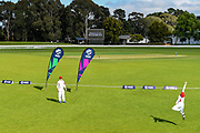 General view during the National Primary School Cup Final, Bert Sutcliffe Oval, Lincoln, New Zealand, 16th November 2018.Copyright photo: John Davidson / www.photosport.nz