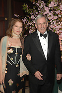 Lois Chiles and Richard Gilder