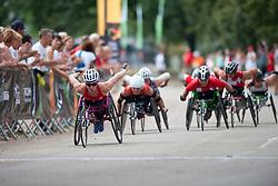 , USA, Marathon, T54, 2013 IPC Athletics World Championships, Lyon, France