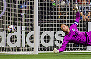 12 July 2015:   Action during a game between Vancouver Whitecaps FC and Sporting Kansas City on Bell Pitch at BC Place Stadium in Vancouver, BC, Canada. ****(Photo by Bob Frid - Vancouver Whitecaps 2015 - All Rights Reserved)***