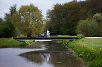 ZWOLLE - brug Golf Club Zwolle . COPYRIGHT KOEN SUYK