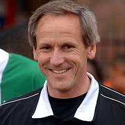 NLD/Amsterdam/20070526 - Suriprofs - Jong Oranje 2007, scheidsrechter Dick van Egmond