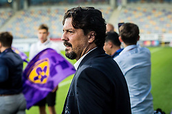 Zlatko Zahovic during 2nd Leg football match between NK Maribor and FC Chikhura in 2nd Qualifying Round of UEFA Europa League 2018/19, on August 2, 2018 in Ljudski vrt, Maribor, Slovenia. Photo by Ziga Zupan / Sportida