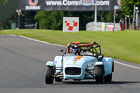 #4 Richard Noordhof Caterham Supersport during the ITC Compliance Caterham Supersport Championship at Oulton Park, Little Budworth, Cheshire, United Kingdom. August 13 2016. World Copyright Peter Taylor/PSP.