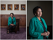 Dr. Ruth Simmons - President of Prairie View A&M University