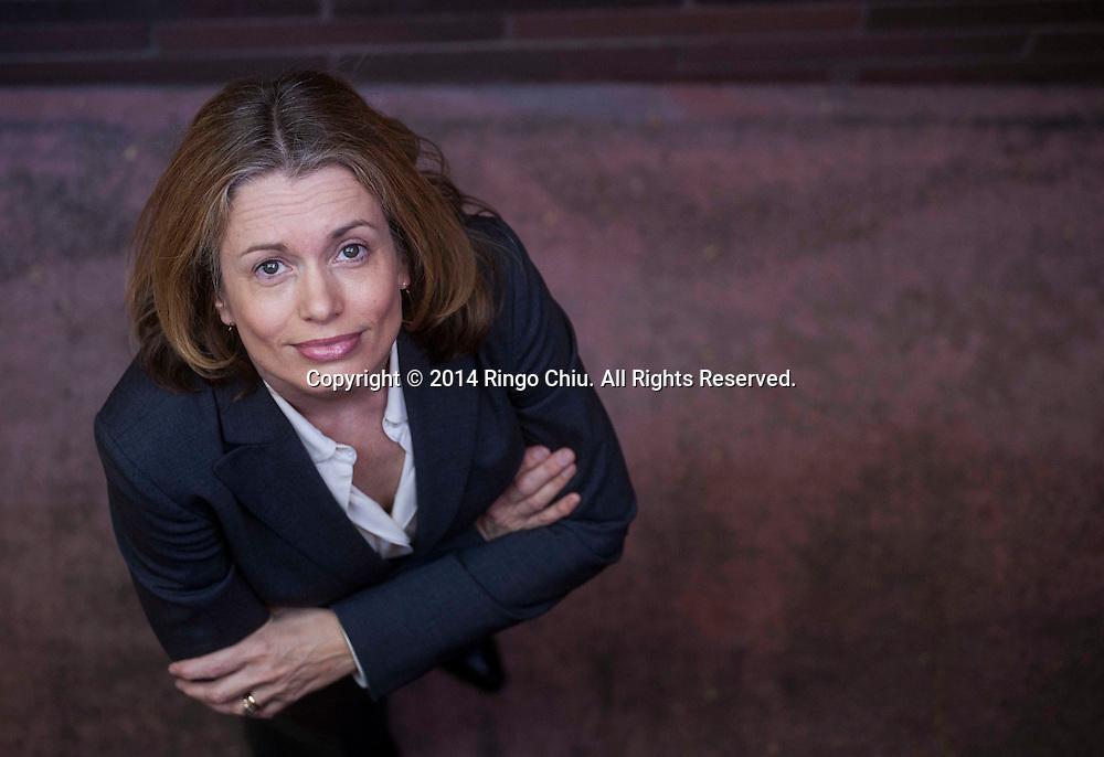Roxana Tynan, executive director of Los Angeles Alliance for a New Economy, or LAANE. (Photo by Ringo Chiu/PHOTOFORMULA.com)