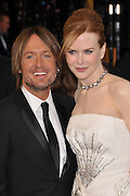 Keith Urban & Nicole Kidman arriving at the 83rd Academy Awards in Los Angeles, CA 2/27/2011.
