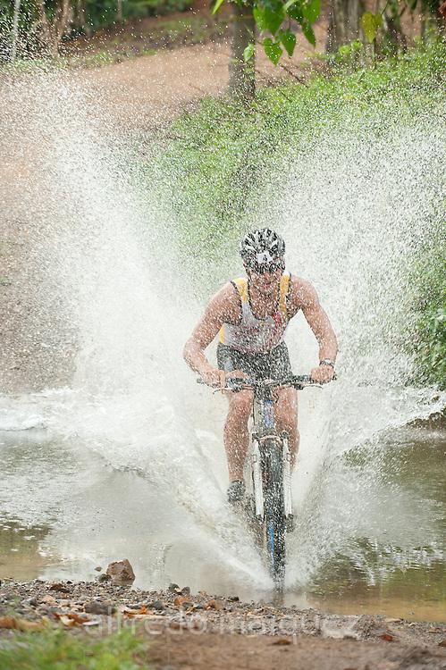 Mountain Bike,Portobelo Extreme Triathlon,Colon Province,Panama C.A.