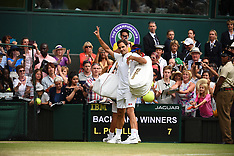 Wimbledon day 6 - 6 July 2019