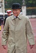 Duke Of Edinburgh Signs-Off