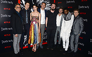 NY: Death Note Premiere - 17 Aug 2017