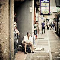 Street scene,  Kuala Lumpur