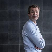 Nederland, Amsterdam, 3 maart 2016.<br />Roy op het Veld, adjunct- en plaatsvervangend hoofdredacteur van Het Financieele Dagblad, is benoemd tot hoofdredacteur van Dagblad De Limburger, waar hij de opvolger wordt van de in oktober opgestapte Huub Paulissen. <br />Foto: Jean-Pierre Jans