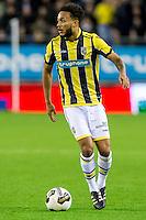 ARNHEM - Vitesse - PSV , Voetbal , Eredivisie , Seizoen 2016/2017 , Gelredome , 29-10-2016 ,  Vitesse speler Lewis Baker