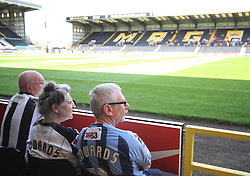 General view of Notts County fans ahead of Mike Edwards' Testimonial - Mandatory by-line: Jack Phillips/JMP - 23/07/2016 - FOOTBALL - Meadow Lane Stadium - Nottingham, England - Notts County v Nottingham Forest - Mike Edwards Testimonial Pre-Season Friendly