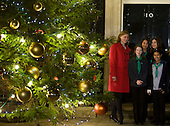 Christmas Tree at Downing Street