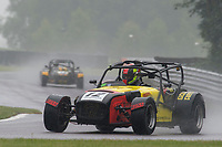 #12 Peter HARGROVES Caterham Superlight R 2000  during CSCC Gold Arts Magnificent Sevens  as part of the CSCC Oulton Park Cheshire Challenge Race Meeting at Oulton Park, Little Budworth, Cheshire, United Kingdom. June 02 2018. World Copyright Peter Taylor/PSP.