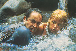 May 15, 2017 - Hollywood, USA - THE EMERALD FOREST (1985)..POWERS BOOTHE, CHARLEY BOORMAN..EMRF 002FOH..MOVIESTORE COLLECTION LTD..Credit: Moviestore Collection/face to face..- Editorial use only  (Credit Image: © face to face via ZUMA Press)
