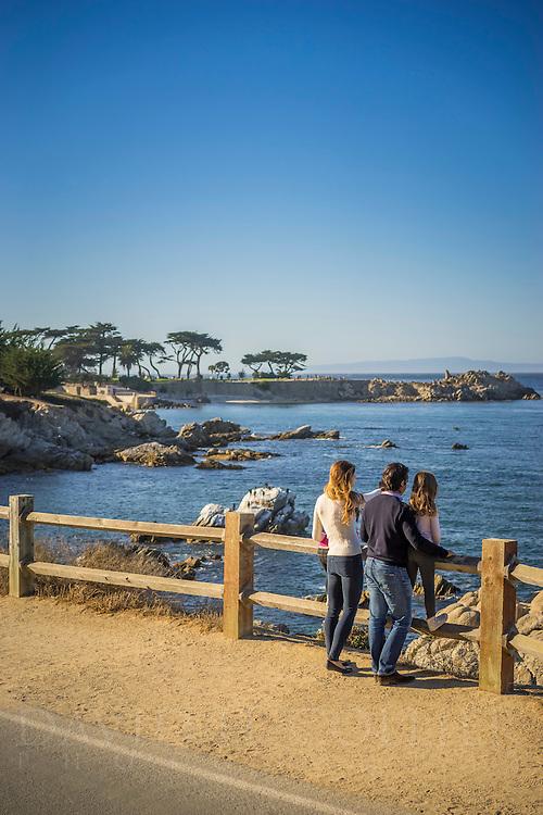 17 Mile Drive, Pacific Grove, Monterey, California