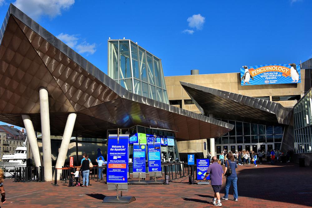 New england aquarium plaza in boston massachusetts New england aquarium tickets