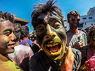 Holi Festival - Kathmandu
