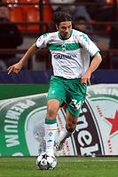 """Claudio Pizarro (Werder)<br /> Milano 01/10/2008 Stadio """"Giuseppe Meazza"""" <br /> Champions League 2008/2009<br /> Inter Werder Bremen (1-1)<br /> Foto Andrea Staccioli Insidefoto"""
