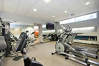 Gym at 301 West 118th St