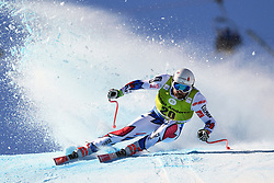 March 14, 2019 - ANDORRA - Brice Roger (FRA) during Men's Super Giant of Audi FIS Ski World Cup Finals 18/19 on March 14, 2019 in Grandvalira Soldeu/El Tarter, Andorra. (Credit Image: © AFP7 via ZUMA Wire)