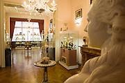 Kunsthandwerk-Museum Francois Duesberg, innen, Mons, Hennegau, Wallonie, Belgien, Europa   Decorative Arts Museum Francois Duesberg, interior, Mons, Hennegau, Wallonie, Belgium, Europe