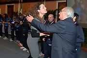 DESCRIZIONE : Roma Basket Day ieri, oggi e domani<br /> GIOCATORE : Elena Paparazzo Francesco Martini<br /> CATEGORIA : <br /> SQUADRA : <br /> EVENTO : Basket Day ieri, oggi e domani<br /> GARA : <br /> DATA : 09/12/2013<br /> SPORT : Pallacanestro <br /> AUTORE : Agenzia Ciamillo-Castoria/GiulioCiamillo<br /> Galleria : Fip 2013-2014  <br /> Fotonotizia : Roma Basket Day ieri, oggi e domani<br /> Predefinita :