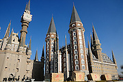 """SHIJIAZHUANG, CHINA - DECEMBER 12: (CHINA OUT)<br /> <br /> Academy of Fine Arts which is built like Hogwarts School of Witchcraft and Wizardry<br /> <br /> A general view of Hebei Academy of Fine Arts which is built like Hogwarts School of Witchcraft and Wizardry on December 12, 2014 in Shijiazhuang, Hebei province of China. Hebei Academy of Fine Arts built a teaching building at its south campus which looked like Hogwarts School of Witchcraft and Wizardry in novel """"Harry Potter"""" of English writer Joanne Kathleen Rowling. <br /> ©Exclusivepix Media"""