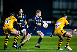 Rob Miller of Wasps A - Mandatory by-line: Robbie Stephenson/JMP - 16/12/2019 - RUGBY - Sixways Stadium - Worcester, England - Worcester Cavaliers v Wasps A - Premiership Rugby Shield