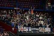 A|X Armani Exchange Olimpia Milano - Banco di Sardegna Sassari<br /> Campionato Legabasket 2018/2019 - LBA<br /> Milano 07/04/19<br /> Ciamillo - Castoria // Foto Vincenzo Delnegro