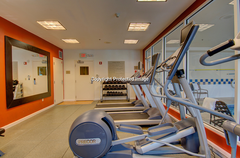 Hilton Garden Inn Norwalk, CT Fitness