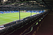 A general view of Gigg Lane, Bury prior to the FA Cup match between Bury and Wigan Athletic<br /> Picture by Matt Wilkinson/Focus Images Ltd 07814 960751<br /> 07/11/2015