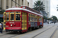 New Orleans, Louisiana winter of 2012