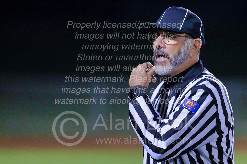 19 October 2018: Peoria High Lions at Normal Community Ironmen at Normal Community High School, Normal Illinois<br /> <br /> #bestlookmagazine #alphoto513 #IHSA #IHSAFootball