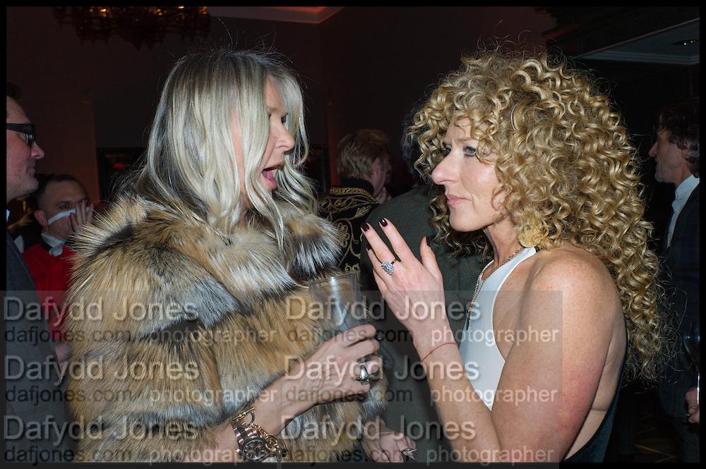 AMANDA WAKELEY; KELLY HOPPEN, Nightclubbing book launch: Richard Young. Rosewood. London, 252 High Holborn, 24 November 2014.