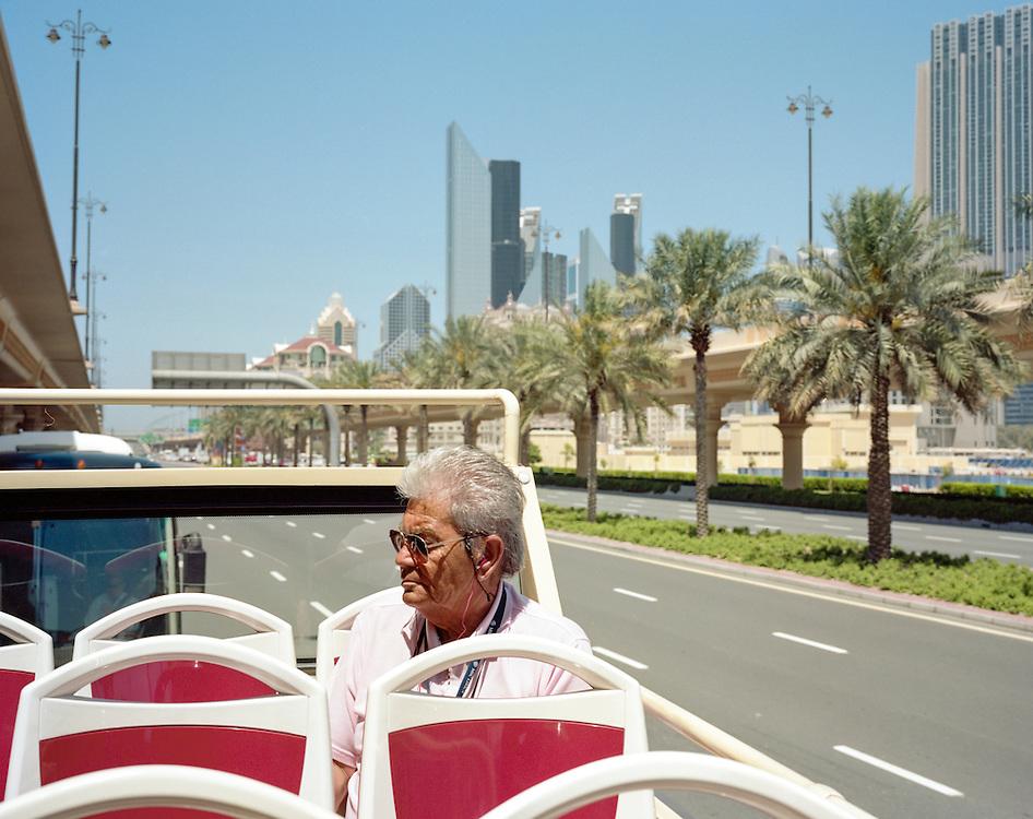 APRIL 2016: Big Bus Tour in Downtown Dubai
